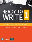 Cover-Bild zu NEW EDITION: Ready to Write 1 with Essential Online Resources von Blanchard, Karen