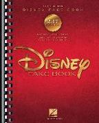 Cover-Bild zu Hal Leonard Publishing Corporation: The Disney Fake Book - 4th Edition
