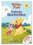 Cover-Bild zu Disney Enterprises, Inc. (Hrsg.): Disney Winnie Puuh: Fröhliche Geschichten mit CD