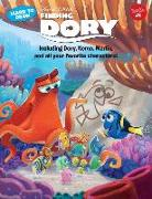 Cover-Bild zu Disney Enterprises Inc: Learn to Draw Disney∙pixar Finding Dory: Including Dory, Nemo, Marlin, and All Your Favorite Characters!