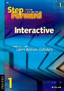 Cover-Bild zu Adelson-Goldstein, Jayme: Step Forward 1: Interactive CD-ROM (net use)