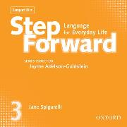 Cover-Bild zu Denman, Barbara: Step Forward 3: Class CDs (3)