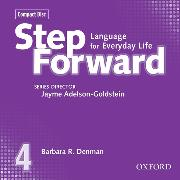 Cover-Bild zu Denman, Barbara: Step Forward 4: Class CDs (3)