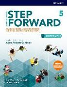 Cover-Bild zu Currie Santamaria, Jenni: Step Forward: Level 5: Student Book with Online Practice