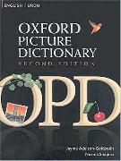 Cover-Bild zu Adelson-Goldstein, Jayme: Oxford Picture Dictionary Second Edition: English-Urdu Edition
