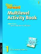 Cover-Bild zu Denman, Barbara: Step Forward 1: Multilevel Activity Book