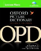 Cover-Bild zu Santamaria, Jenni Currie: Oxford Picture Dictionary Second Edition: Lesson Plans