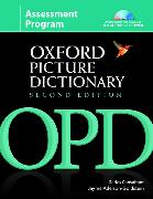 Cover-Bild zu Adelson-Goldstein, Jayme: Oxford Picture Dictionary Second Edition: Assessment Program