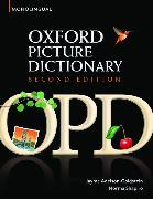Cover-Bild zu Adelson-Goldstein, Jayme: Oxford Picture Dictionary Second Edition: Monolingual (American English) Dictionary