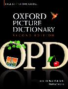 Cover-Bild zu Adelson-Goldstein, Jayme (Hrsg.): Oxford Picture Dictionary Second Edition: English-Haitian Creole Edition