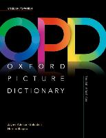 Cover-Bild zu Adelson-Goldstein, Jayme: Oxford Picture Dictionary: English/Spanish Dictionary