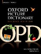 Cover-Bild zu Adelson-Goldstein, Jayme: Oxford Picture Dictionary Second Edition: English-French Edition
