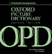 Cover-Bild zu Adelson-Goldstein, Jayme: Oxford Picture Dictionary Second Edition: Overhead Transparencies