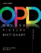 Cover-Bild zu Adelson-Goldstein, Jayme: Oxford Picture Dictionary: English/French Dictionary