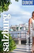 Cover-Bild zu Weiss, Walter M.: DuMont Reise-Taschenbuch Salzburg, Salzburger Land, Salzkammergut