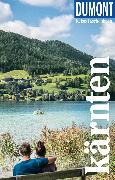 Cover-Bild zu Weiss, Walter M.: DuMont Reise-Taschenbuch Reiseführer Kärnten (eBook)