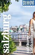Cover-Bild zu Weiss, Walter M.: DuMont Reise-Taschenbuch Reiseführer Salzburg Stadt, Land, Salzkammergut (eBook)