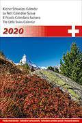 Cover-Bild zu Cal. Kleiner Schweizer Kalender Ft. 14,8x22 2020