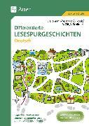 Cover-Bild zu Differenzierte Lesespurgeschichten Deutsch von Blomann