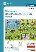 Cover-Bild zu Differenzierte Lesespurgeschichten Englisch von Rook