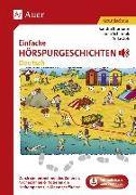Cover-Bild zu Einfache Hörspurgeschichten Deutsch von Blomann, Sandra