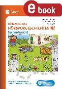 Cover-Bild zu Differenzierte Hörspurgeschichten Sachunterricht (eBook) von Blomann, Sandra