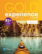 Cover-Bild zu Gold Experience 2nd Edition B1+ Student's Book with Online Practice Pack