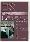 Cover-Bild zu CD-ROM-Sprachkurs Biblisches Hebräisch