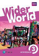 Cover-Bild zu Wider World Level 3 Teacher's Active Teach