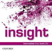 Cover-Bild zu insight: Intermediate: Class CD (2 Discs)