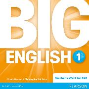 Cover-Bild zu Big English Level 1 Teacher's eText CD-ROM