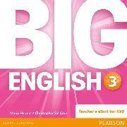 Cover-Bild zu Big English Level 3 Teacher's eText CD-ROM