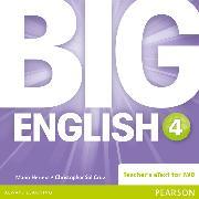 Cover-Bild zu Big English Level 4 Teacher's eText CD-ROM