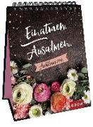 Cover-Bild zu Einatmen. Ausatmen. Achtsam sein von Groh Redaktionsteam (Hrsg.)