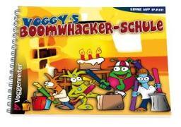 Cover-Bild zu Hoff, Andreas von: Voggy's Boomwhacker-Schule