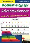 Cover-Bild zu Hoff, Andreas von: Boomwhackers-Adventskalender