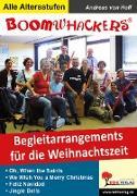 Cover-Bild zu Hoff, Andreas von: Boomwhackers-Begleitarrangements für die Weihnachtszeit