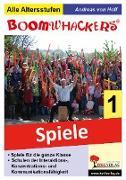 Cover-Bild zu Hoff, Andreas von: Boomwhackers - Spiele für die ganze Klasse (eBook)