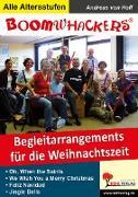 Cover-Bild zu Hoff, Andreas von: Boomwhackers - Begleitarrangements für die Weihnachtszeit (eBook)