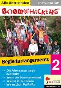 Cover-Bild zu Hoff, Andreas von: Boomwhackers - Begleitarrangements 2 (eBook)