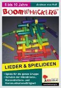 Cover-Bild zu Hoff, Andreas von: Boomwhackers - Lieder & Spielideen (eBook)