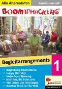 Cover-Bild zu Hoff, Andreas von: Boomwhackers - Begleitarrangements 1 (eBook)