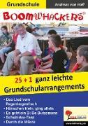 Cover-Bild zu Hoff, Andreas von: Boomwhackers - 25 + 1 ganz leichte Grundschularrangements (eBook)