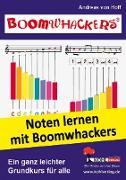 Cover-Bild zu Hoff, Andreas von: Noten lernen mit Boomwhackers (eBook)