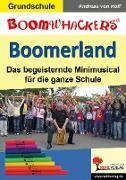 Cover-Bild zu Hoff, Andreas von: Boomerland (eBook)