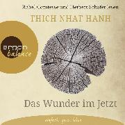 Cover-Bild zu Das Wunder im Jetzt (Ungekürzte Lesung mit Musik) (Audio Download) von Hanh, Thich Nhat
