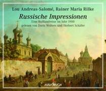 Cover-Bild zu Russische Impressionen