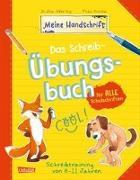 Cover-Bild zu Das Schreib-Übungsbuch für alle Schulschriften von Odersky, Eva