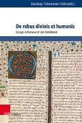 Cover-Bild zu De rebus divinis et humanis (eBook) von Schermaier, Martin (Hrsg.)