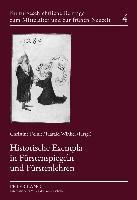 Cover-Bild zu Historische Exempla in Fürstenspiegeln und Fürstenlehren von Reinle, Christine (Hrsg.)